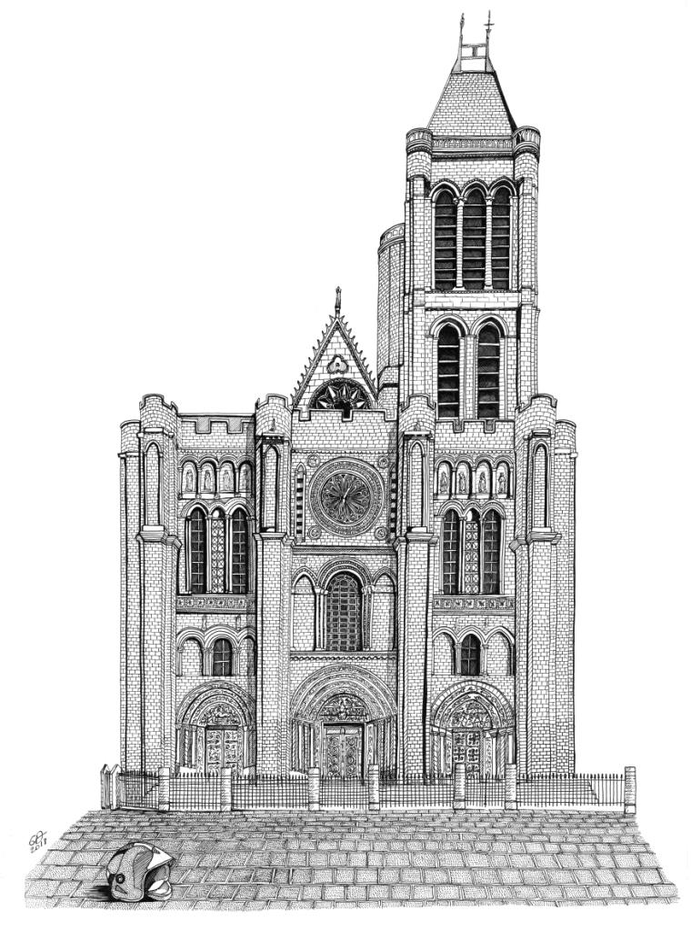Basilique Saint-Denis - A3