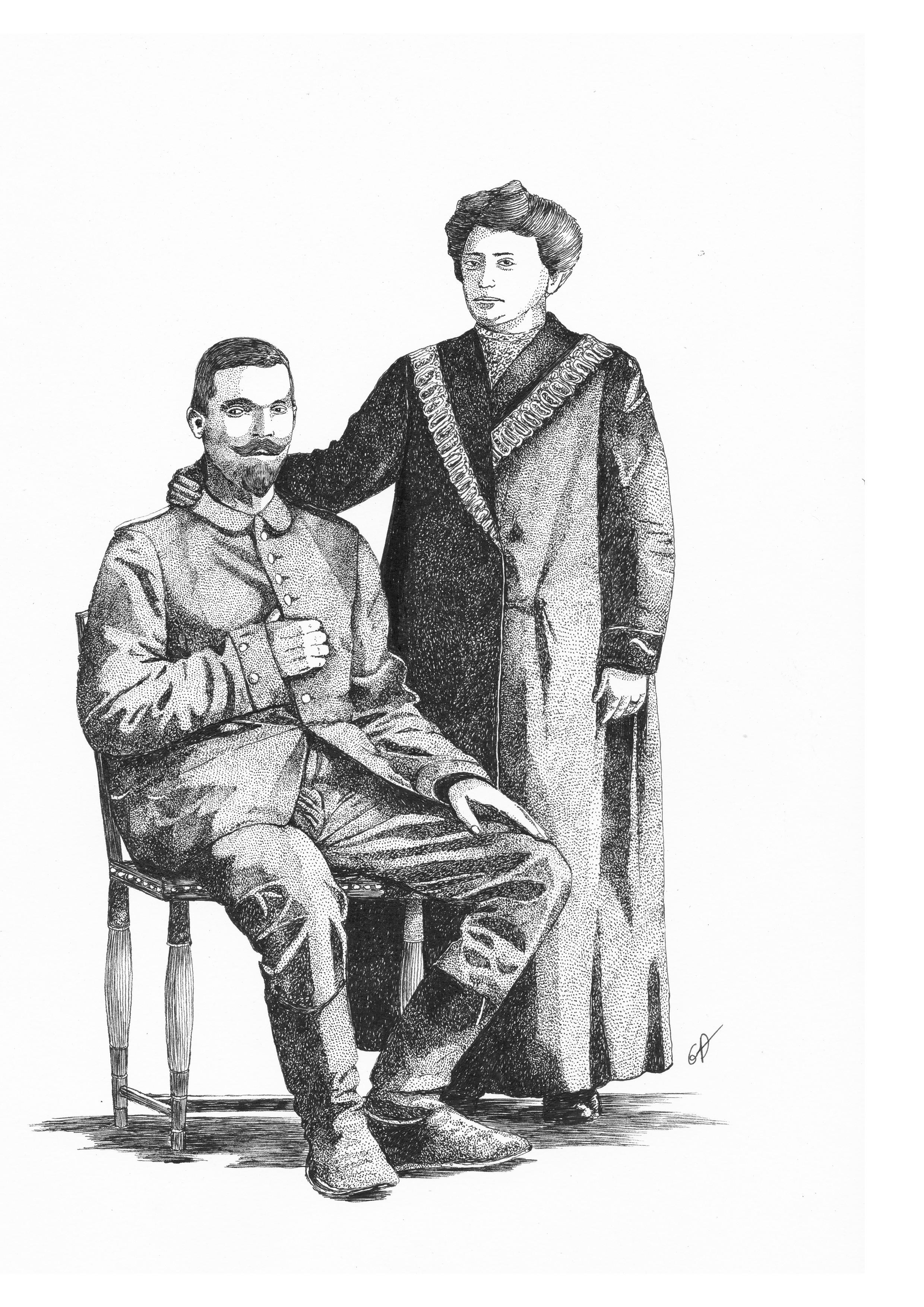 Portrait de famille - COMMANDE