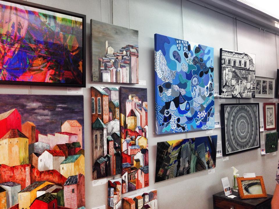 Exposition Galerie numéro 1