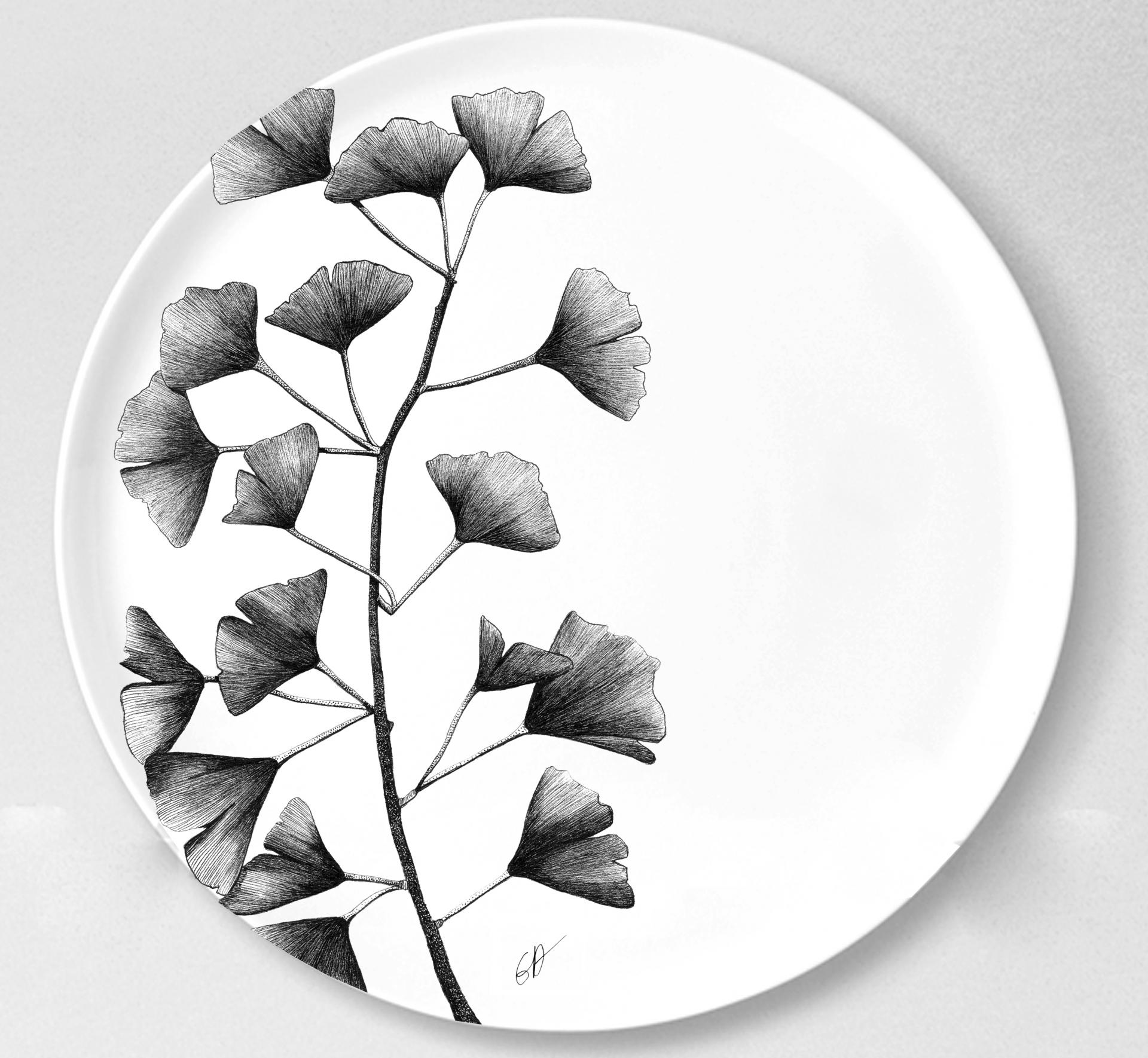 Assiette gingko modifie 1