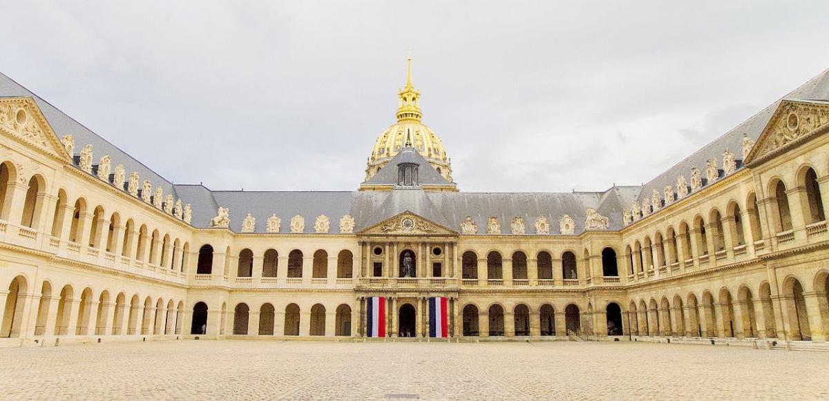 Cour d honneur des invalides paris 11 june 2013